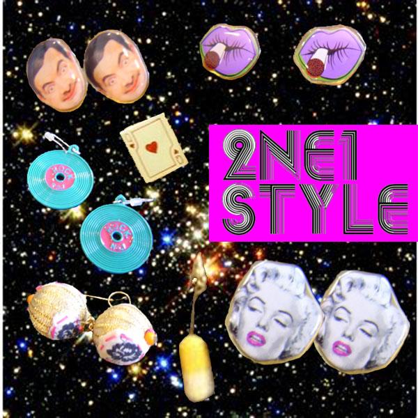 2ne1 styling item