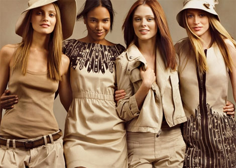 gap-khaki-collection-models