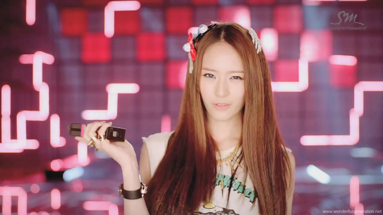 f(x) | Kstyle F(x) Electric Shock Krystal